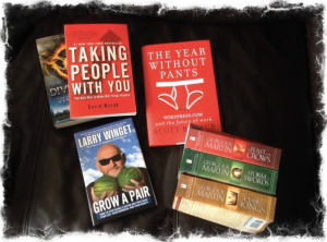 Early 2014 Read List