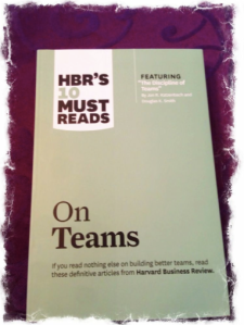 HBR's On Teams - Alex Pentland's chapter