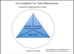 Conditions for Team Effectiveness - Hackman (2005)