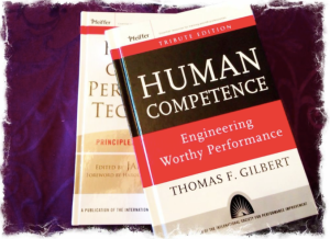 Human Competence by Thomas F. Gilbert