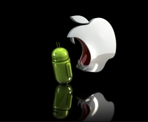 Epic War - Apple VS Android