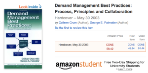 Demand Management Best Practices