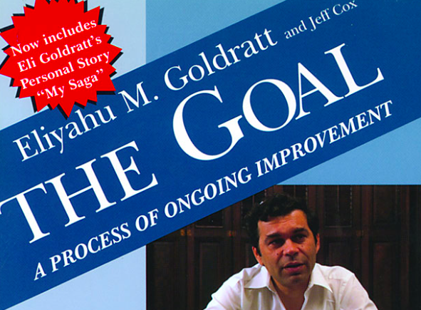 the goal by goldratt Based on the goal, by eliyahu m goldratt and jeff cox, and adapted by dwight jon zimmerman and dean motter alex rogo is a harried plant manager who has been [.